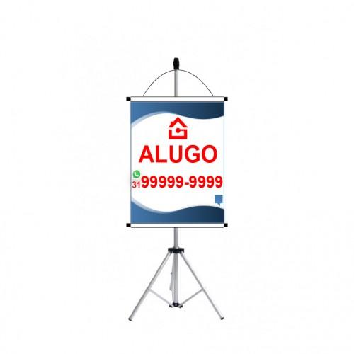 BANNER ALUGO 70x90 CM