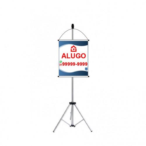 BANNER ALUGO 50X60 CM