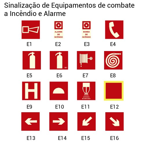 PLACA TELEFONE OU INTERFONE DE EMERGÊNCIA E-4